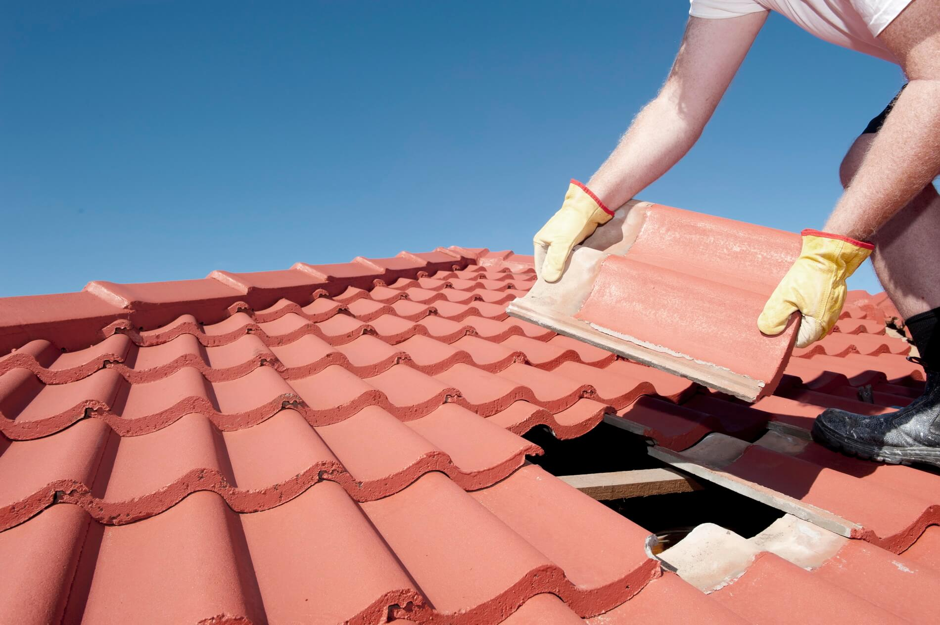 Stop leaking roofs